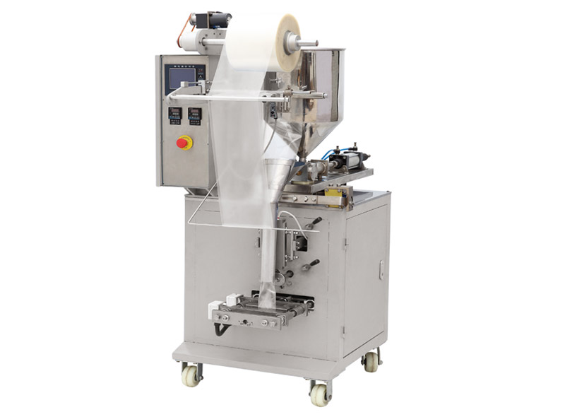 Small Vertical Liquid Filling And Packing Machine